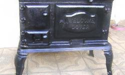 Hi, I recondition, repair & sell coal stoves of any
