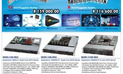 Soort: Servers SuperMicro Servers - * professional and