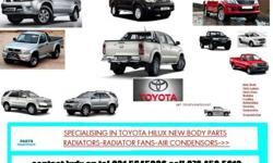 SUPPLIERS OF TOYOTA HILUX AND TOYOTA FORTUNER .New Body