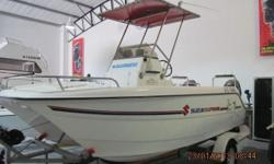 Supreme Craft 530 with Centre Consol Twin Suzuki 70 HP