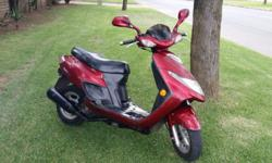 Suzuki an 125 complete scooter with papers for sale
