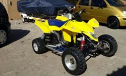 SUZUKI 450 LOTS OF POWER BIKE IS IN GREAT CONDITION R30