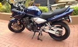 Suzuki Bandit in immaculate condition. A MUST see. Only