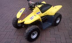 SUZUKI Dinli 50cc two stroke kids Quad bike in very