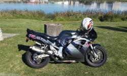 Good condition GSXR 1100 WP (new oil, plugs, front and
