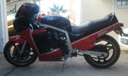 750 Suzuki GSX-R Presling R25,000 or for whu, please no