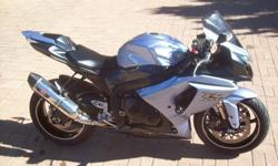 FOR SALE R98 OOO 2010 SUZUKI GSXR 1000 POWER COMMANDER
