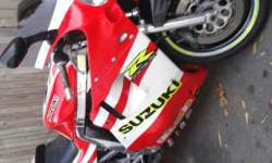 Hi there I have a suzuki GSX - R 1127 slingshot. To