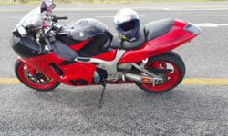 2004 Hayabusa New paint Not a code3 Bike runs very well