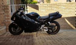 2006 busa with 17000kms on the clock for sale for 70000