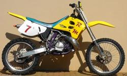 1995 Suzuki RM 250cc - Great condition - Pro Circuit