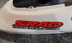 2002 Suzuki tl1000r subframe cover for sale. Contact