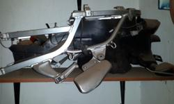 2002 Suzuki tl1000r subframe for sale. Contact Johan.