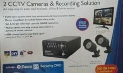 hi there im selling a Swann Monitoring, DVR4-Business