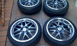 "I wanna swap my LF 17"" Narrow wide rims for a set of"
