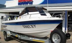 SWIFT 190 FC This boat has hardly been used. One of the