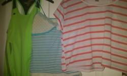 I have various secondhand women`s tops Size small.Each