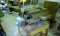 Rockwell Table Saw and Surfacer Combo