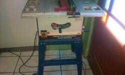 Hi. I am selling my table saw. Its in good working