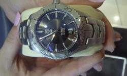 Beskrywing Tag Heuer Link Calibre 5 Automatic watch for
