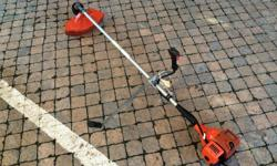 TANAKA PETROL BRUSH CUTTER - TBC340D FOR SALE GOOD