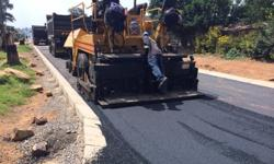 We are a Tar Surfacing Company we do Road surfacing,