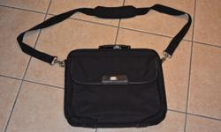 "Used Targus 15"" Laptop Bag available for R 100."