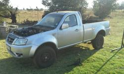 I have a 2008 Tata Xenon 3.0 DiCOR available for spares