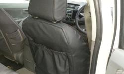 Long lasting Riptech seat covers Water resistant UV