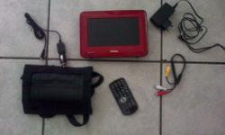As good as new. Comes with all accessories (remote,