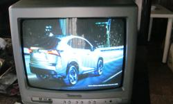 Tectronic 36 cm TV for sale. Model : EE1419. Please