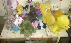Teddy bears big and small and toys R500 pleas whats app