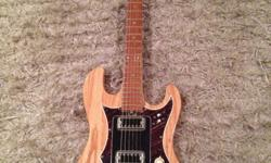 1960's Teisco Made in Japan electric guitar with Solid
