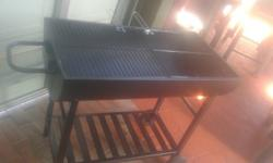 New Never been used Terace Leisure Charcoal Braai