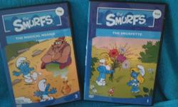 Join the smurfs exciting adventures Good condition,