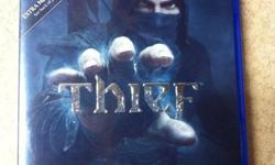 Thief - Playstation 4 (PS4) game for sale. In