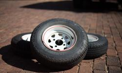 Three Venter Rims and tyres for sale Cond:-9/10