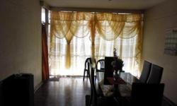 This 1 bedroom, 1 bathroom apartment in Krambo Court is