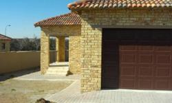 This stunning BRAND NEW Facebrick house is going for a