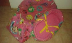 I have a lovely baby girls minnie mouse three piece