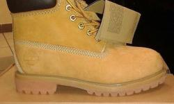 Ladies and gents timberland boots available at generous