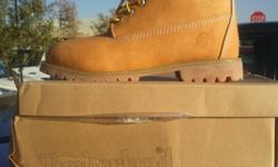 Mens timberland boots size UK 8 for sale in stock.
