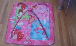 Tiny love musical play gym Excellent condition