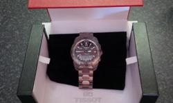 I am selling my Tissot T Touch Expert Functions: