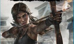 Tomb Raider Definitive Edition - Playstation 4 (PS4)