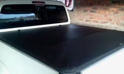 I Have a quick release rail mounted tonneau cover for a