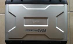 BMW 1200GS Liquid cooled Top box. Still in good