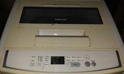 Samsung Top loader. Prestine working condition. R 850