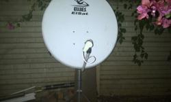 Top TV satellite and decoder for sale