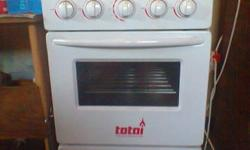 Totai 4 plate gas stove with oven for sale